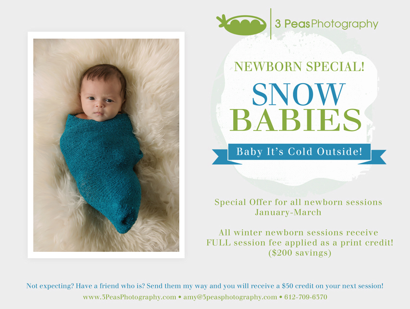 Newborn Photographer Minnetonka