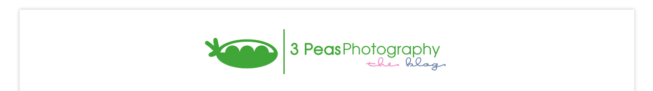 3 Peas Photography- the Blog: Minneapolis MN Children's Photographer – Baby, Child, Family logo